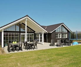 Five-Bedroom Holiday home in Odder