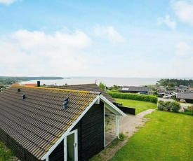 Four-Bedroom Holiday home in Rønde 1