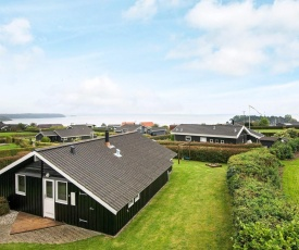 Three-Bedroom Holiday home in Rønde 1