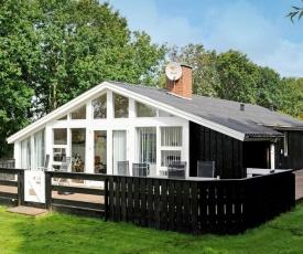 Three-Bedroom Holiday home in Hemmet 5
