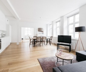3 bedroom apartment in the heart of Copenhagen