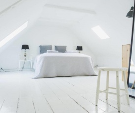 Stunning Flat with Private Rooftop in Copenhagen!